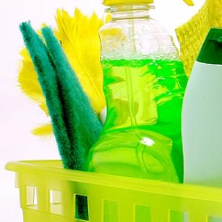 Fragrâncias para Produtos de Limpeza